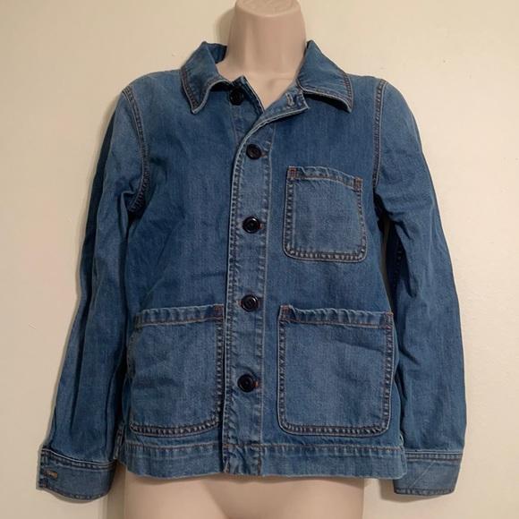 Jcrew Trademark Denim jacket